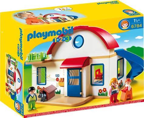 bol.com   Playmobil 123 Woonhuis   6784,PLAYMOBIL