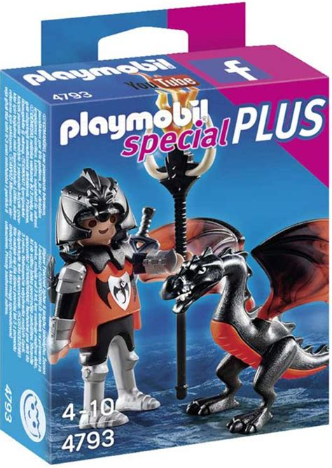 bol.com | Playmobil Ridder met draak   4793,PLAYMOBIL