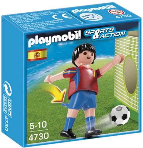 bol.com   Playmobil Voetbalspeler Spanje   4730,PLAYMOBIL