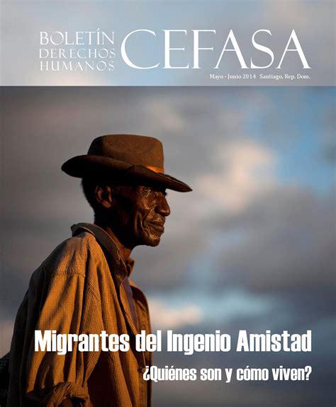 Boletín CEFASA – Junio 2014 by Cefasa RJM   Issuu