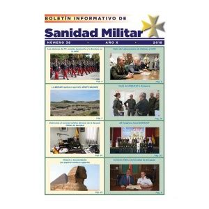 BOLETÍN INFORMATIVO DE SANIDAD MILITAR 36