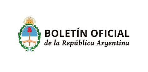 Boletín Oficial de Argentina   Apps on Google Play