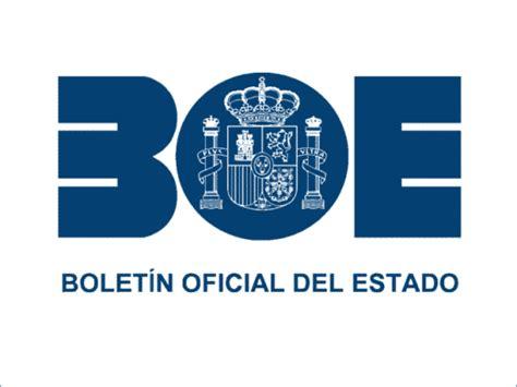 Boletín Oficial del Estado: estado de alarma y controles ...