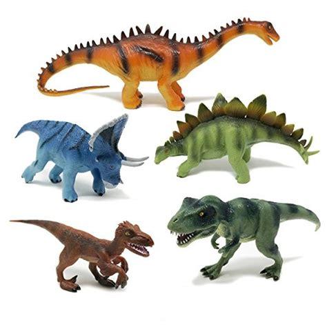 Boley  5 Piezas  Dinosaurios Educacional Legítima Con ...