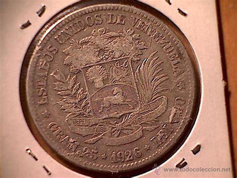 Bolivar libertador antigua moneda de venezuela   Vendido ...