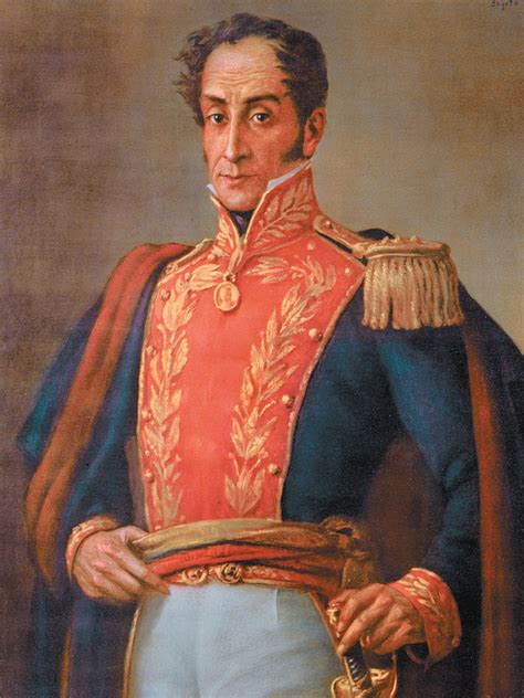 Bolívar: What Price Glory? | by Enrique Krauze | The New ...