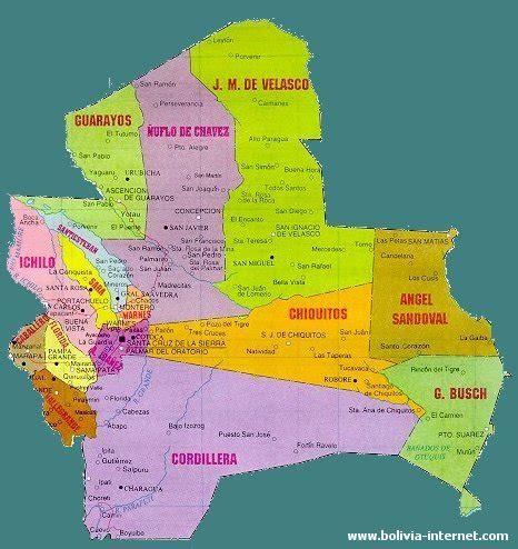 Bolivia Internet