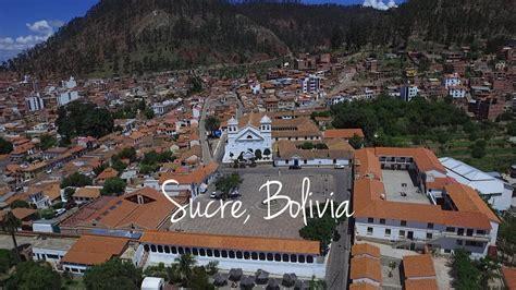 Bolivia: Sucre La Ciudad Blanca   YouTube