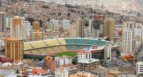 Bolivia vs Argentina en La Paz: la temida altura del ...
