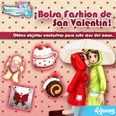 Bolsa Fashion para celebrar el mes del amor en Audition ...