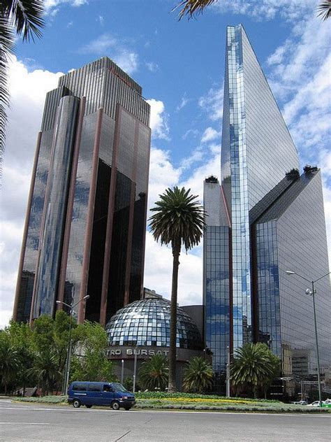 Bolsa Mexicana de valores. Arq: Juan José Díaz Infante ...