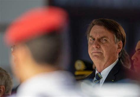 """Bolsonaro """"estable"""" tras extirpación de un cálculo en la ..."""