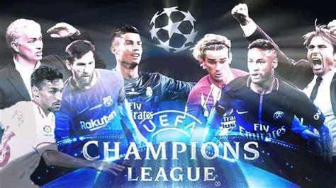Bombos Champions League 2017 18: Así es la Champions ...