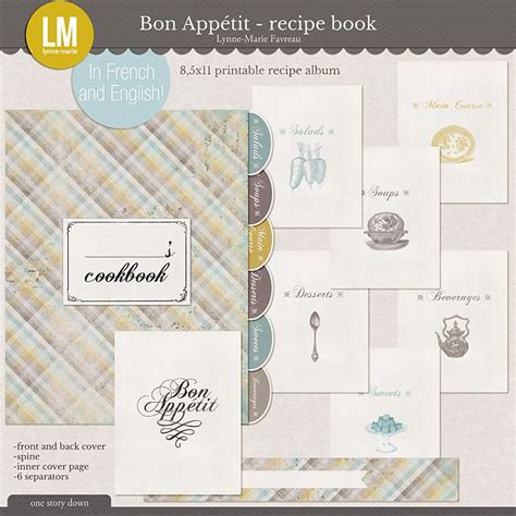 Bon Appetit   recipe book   Libros de recetas, Lista de ...