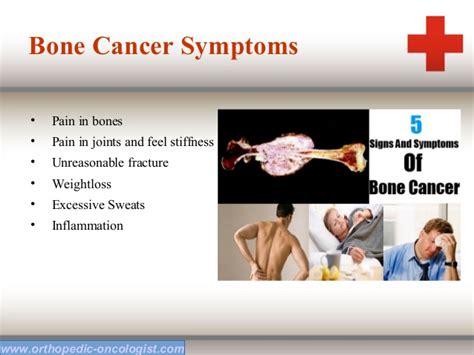 Bone cancer ppt