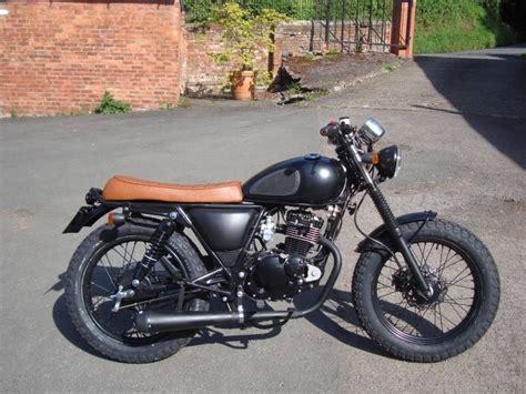 Boneshaker Mutt Motorcycle   Learner Legal 125cc Retro ...