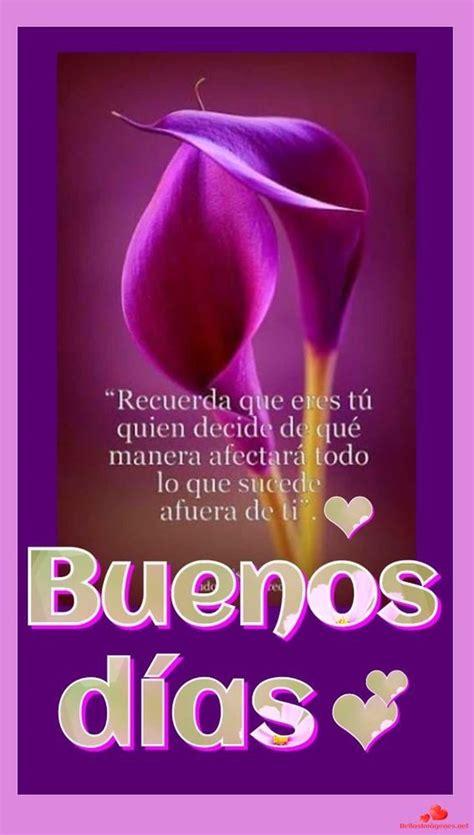 Bonitas Fotos Hermosas Buenos Dias 129 | Saludos de buenos ...
