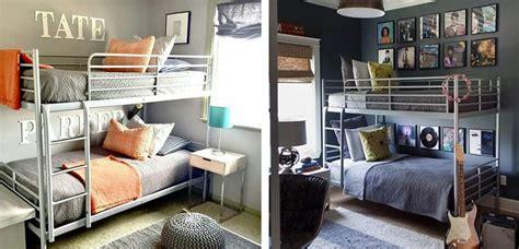 Bonitas literas Ikea para los cuartos infantiles y juveniles