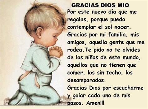 Bonitas Oraciones católicas para niños – Imágenes de Santo ...
