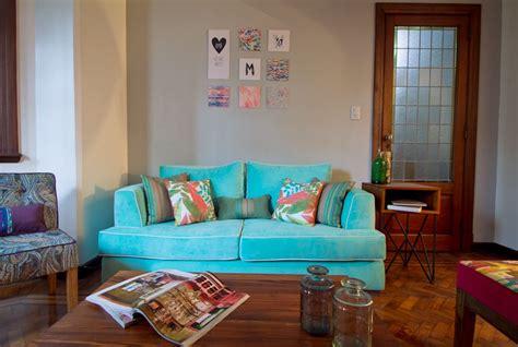 Bonito, sólido y súper confortable sofa de tres cuerpo de ...