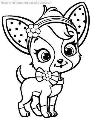 Bonitos dibujos para imprimir de perros y gatos para ...