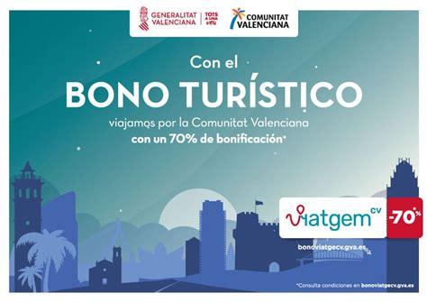 Bono Viaje Comunitat Valenciana  CV    GVA | Blog