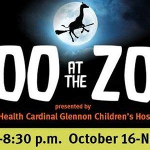 Boo at the Zoo, Saint Louis Zoo, St. Louis, 19 October