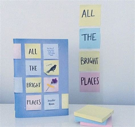 Book Review: All The Bright Places – The Daily Journal