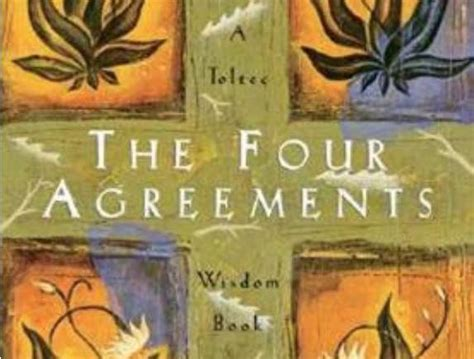 Book Review: The Four Agreements by Don Miguel Ruiz   Bold ...