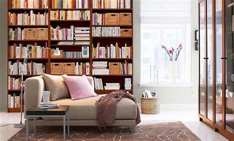 Book Shelves for Personal Library Decorating and Design in ...