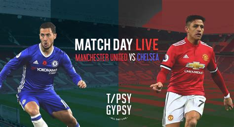 Book tickets to Matchday LIVE   Manchester United Vs Chelsea
