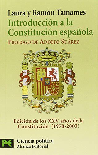 ~ Books ~ Introducción a la constitución española ...