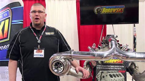 Borowski Race Engines @ Race+Performance Expo IL   REV J ...