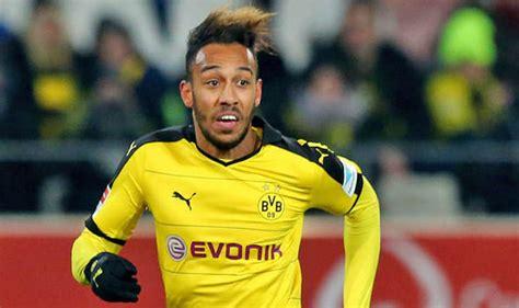Borussia Dortmund chief speaks out on £75m Aubameyang bid ...