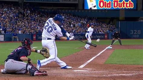 BOS@TOR: Donaldson drills a grand slam in the 4th   YouTube