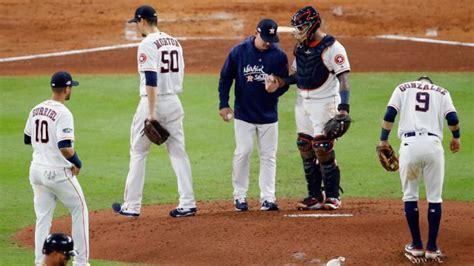 Boston aprovechó lo que regaló Houston y está a un paso de ...
