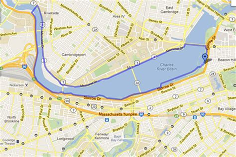Boston s Best Jogging Routes for Every Type of Runner ...