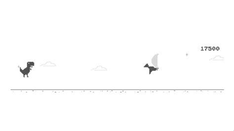 Bot Plays Chrome Dinosaur Game  Almost 1 Million Score ...
