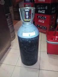 Botella bombona co2 Madrid  Co2 cerveza, Gas Carbonico