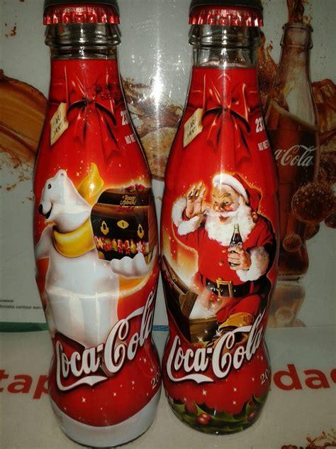 Botella Coca Cola Navidad 2003 Coleccion Conmemorativa Omm ...