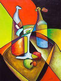 BOTELLA   Cubismo, Arte