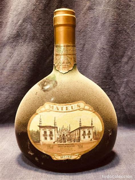 botella de vino rose mateus 75 cl   Comprar Coleccionismo ...