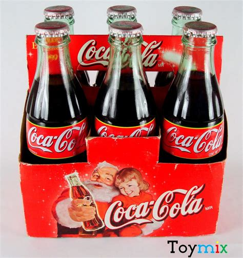 Botellas Coca cola Navidad 1999   $ 429.00 en Mercado Libre