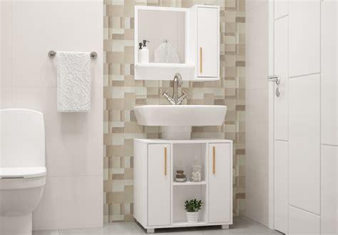 Botiquín Armario Para Baño Con Espejo Y Puerta   Mueble ...