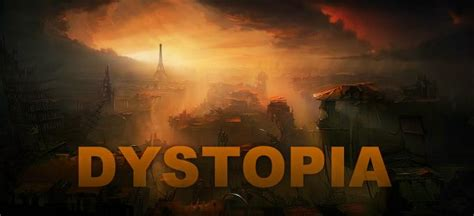 Bottom of the Glass: Dystopia Dyspepsia