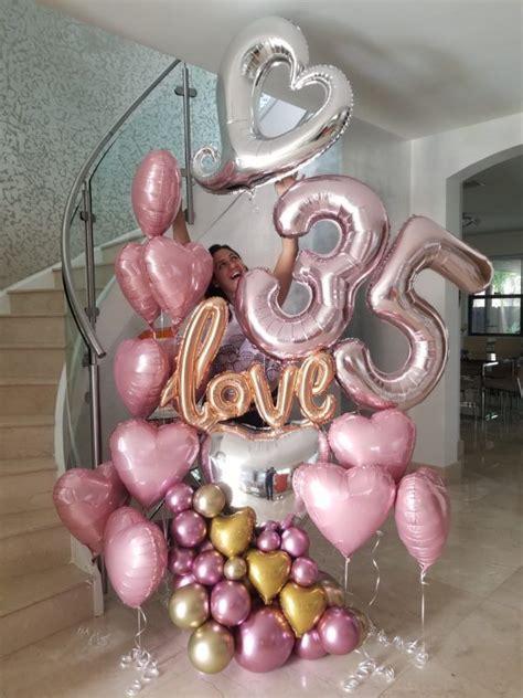 Bouquet milan en 2020 | Ramo de globos, Decoración con ...