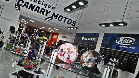 Boutique Canary Motos... ¿Aún no nos conoces?   YouTube