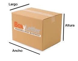 Box & Letter