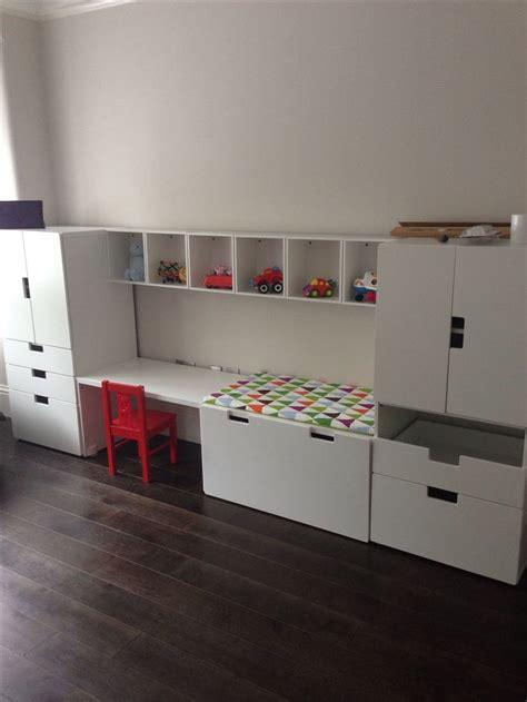 Box shelves, Ikea and Desks on Pinterest