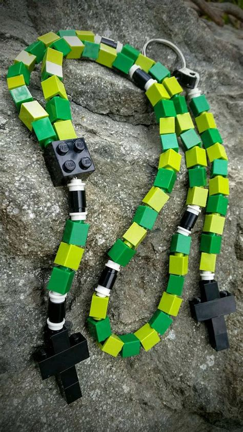 Boy s First Communion Gift Special Lego Rosary and by ...